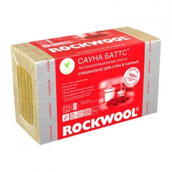 Роквул сауна баттс (4,8м2) (0,24м3)