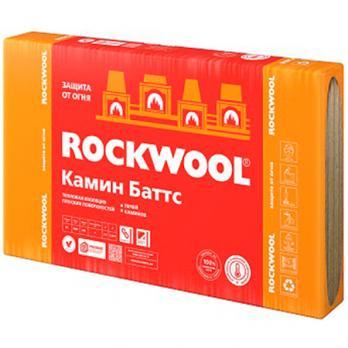 Роквул камин баттс (2,4м2)(0,072м3)