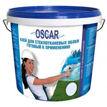 """Клей """"Oscar"""",(10кг), для стеклообоев, готовый (расход 50м2)(44ш/п)"""