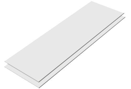 Элемент пола влагостойкий Кнауф (1200х600) 20мм