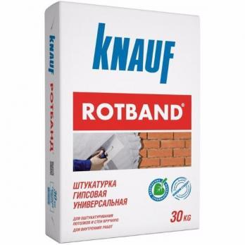 Штукатурка Ротбанд (30кг) (40шт/под)