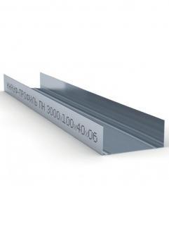 Профиль ПН-6 (100*40) 0,4 L=3м
