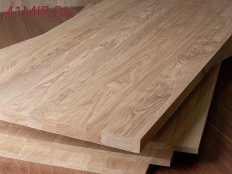 Мебельный щит без сучков 40мм*30-60см*1.2-2,4м