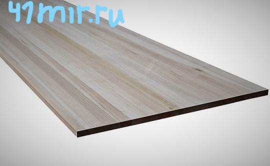Мебельный щит(хвоя,сосна) 18мм*20-60см*2.5-3м