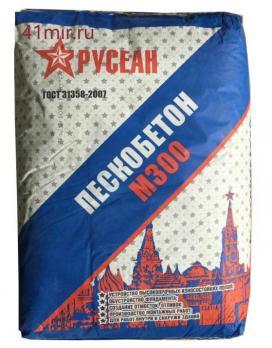 Пескобетон РУСЕАН М-300  40кг